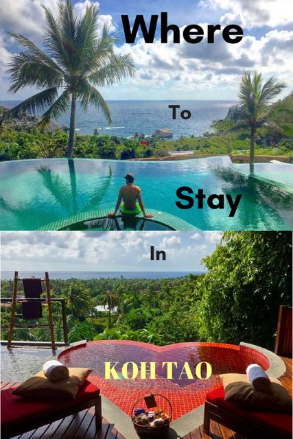 Where To stay in koh tao 24