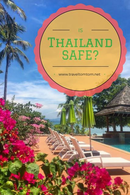 is thailand safe to travel to