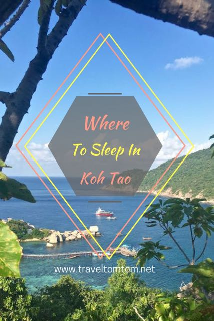 places to stay in koh tao 44