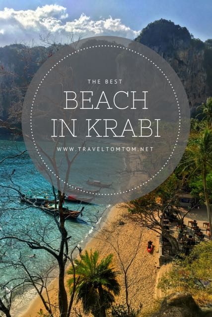 the best beach in krabi