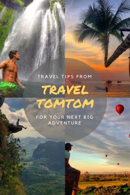 traveltomtom travel tips