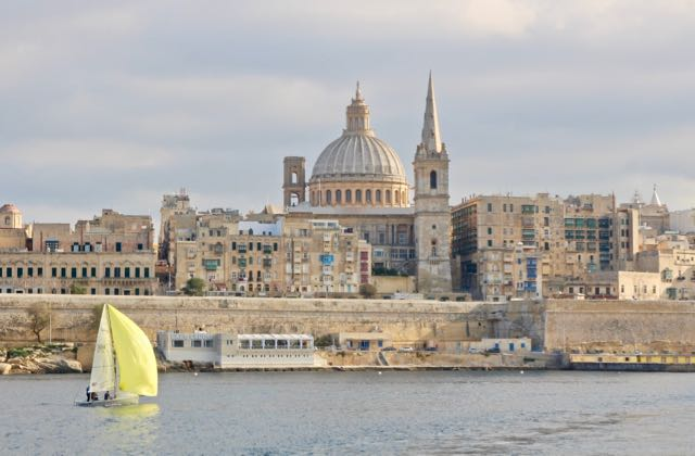 best places to see in malta